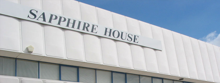 Welcome to Sapphire House